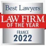 Best Lawyers – Law Firm of the Year 2022